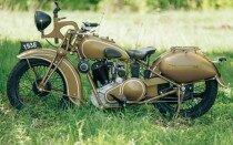 Мотоцикл ТИЗ АМ-600