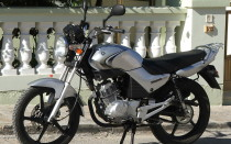 Характеристики Yamaha YBR 125