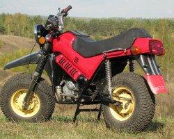 Мотоцикл Тула