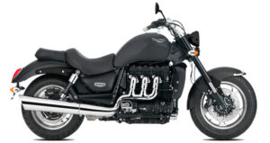 Roadster Triumph Rocket III