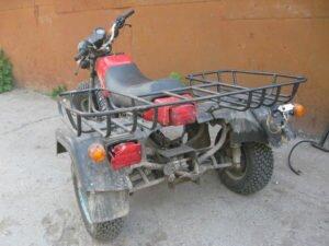 Трехколесный мотоцикл Тула